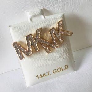 Michael Kors Earrings 14k